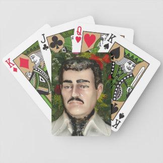 """Santo"" Jesús Malverde Bicycle Playing Cards"