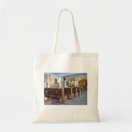 Santo Niño Church Tote Bags