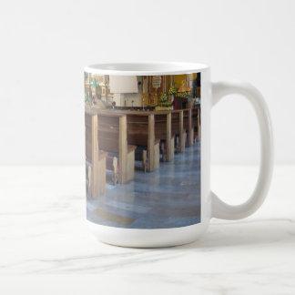Santo Niño Church Basic White Mug