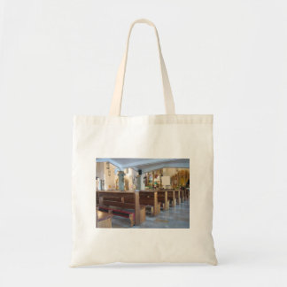 Santo Niño Church Budget Tote Bag