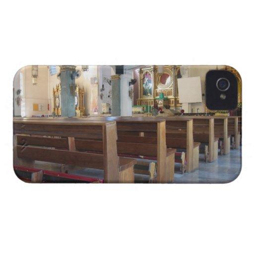 Santo Niño Church Blackberry Bold Cases