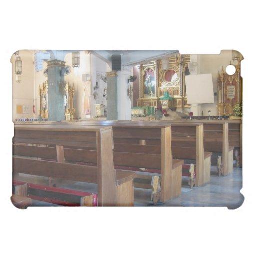 Santo Niño Church iPad Mini Covers