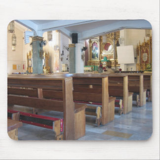 Santo Niño Church Mouse Pad