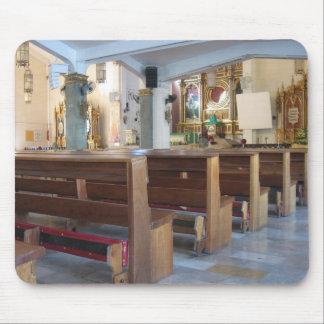 Santo Niño Church Mouse Pads