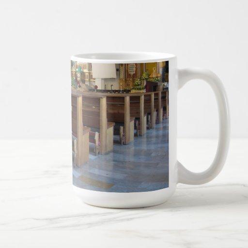 Santo Niño Church Coffee Mugs