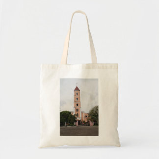 Santo Niño Church, Tacloban City Canvas Bags