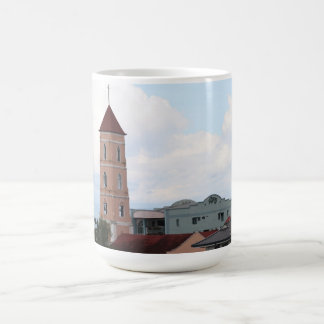 Santo Niño Church, Tacloban City Basic White Mug