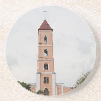 Santo Niño Church, Tacloban City Beverage Coaster