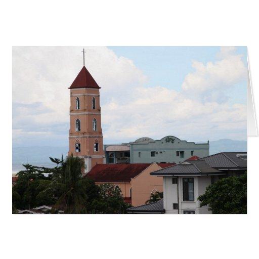 Santo Niño Church, Tacloban City Greeting Cards