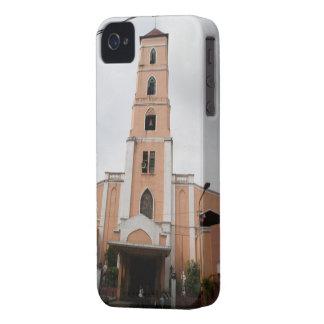 Santo Niño Church, Tacloban City iPhone 4 Cases