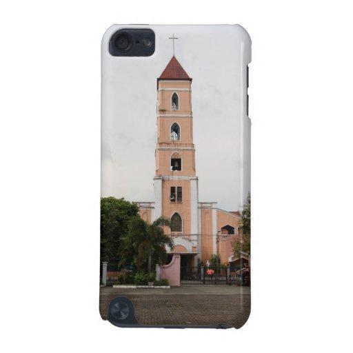 Santo Niño Church, Tacloban City iPod Touch 5G Covers
