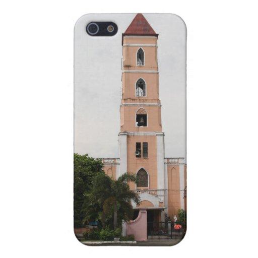 Santo Niño Church, Tacloban City iPhone 5 Cover