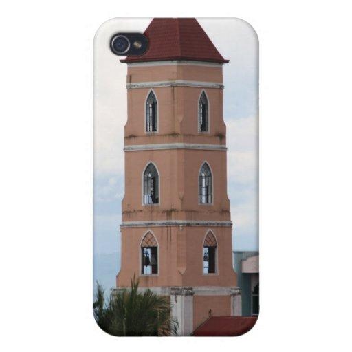 Santo Niño Church, Tacloban City iPhone 4 Covers