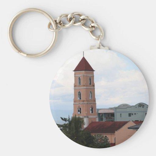 Santo Niño Church, Tacloban City Keychain