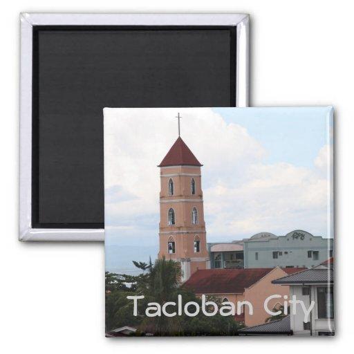 Santo Niño Church, Tacloban City Refrigerator Magnets