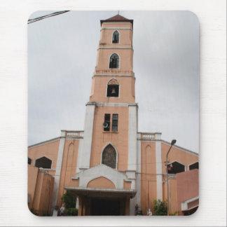 Santo Niño Church, Tacloban City Mouse Pad