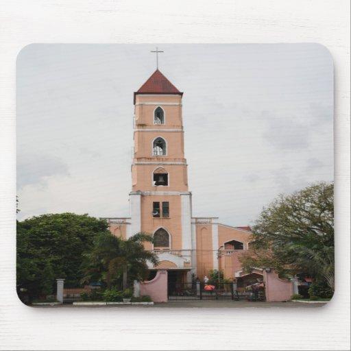 Santo Niño Church, Tacloban City Mousepads