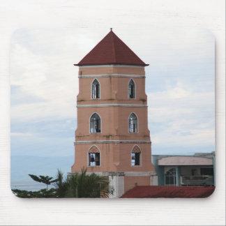 Santo Niño Church Tacloban City Mousepads
