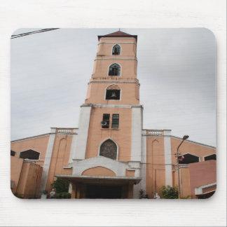 Santo Niño Church Tacloban City Mouse Pads