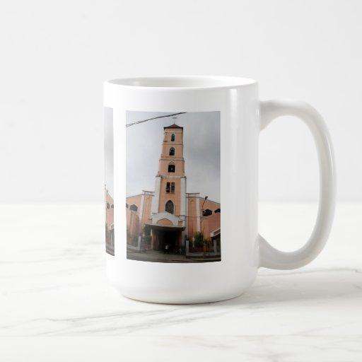 Santo Niño Church, Tacloban City Coffee Mug