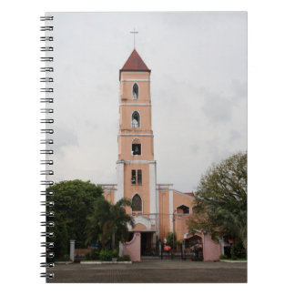 Santo Niño Church, Tacloban City Note Books