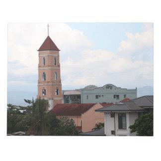 Santo Niño Church, Tacloban City Notepad