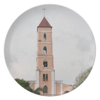 Santo Niño Church, Tacloban City Party Plate