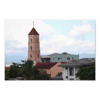 Santo Niño Church, Tacloban City Photo Print