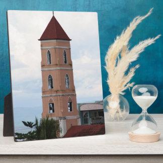 Santo Niño Church Tacloban City Display Plaques