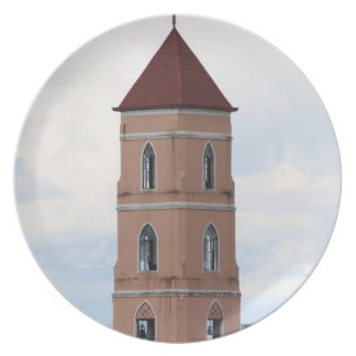 Santo Niño Church, Tacloban City Plate