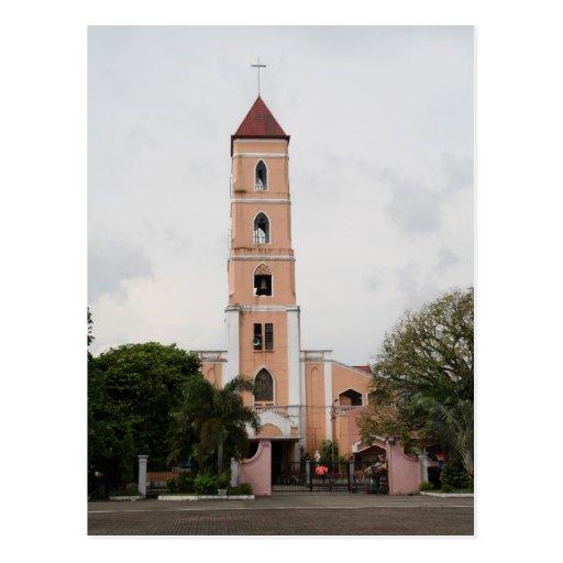 Santo Niño Church, Tacloban City Postcards