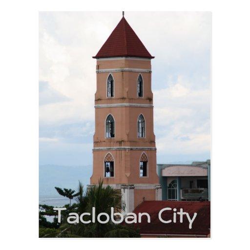 Santo Niño Church, Tacloban City Post Cards