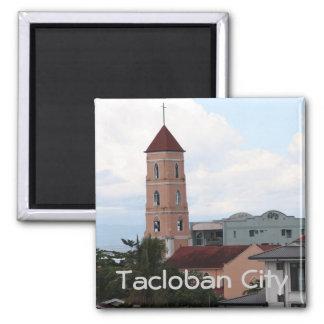 Santo Niño Church, Tacloban City Square Magnet