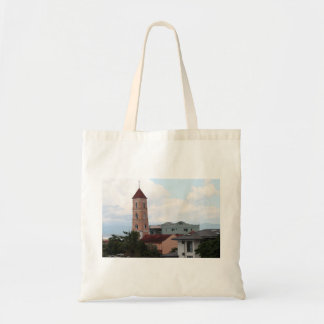 Santo Niño Church, Tacloban City Tote Bags