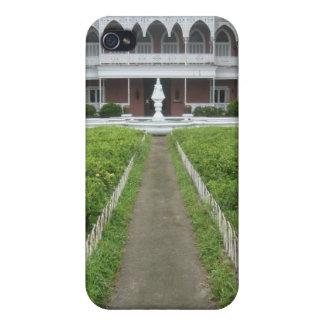 Santo Niño shrine Covers For iPhone 4