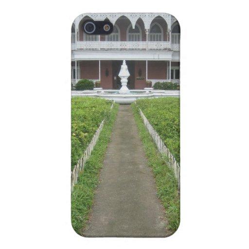 Santo Niño shrine Cover For iPhone 5