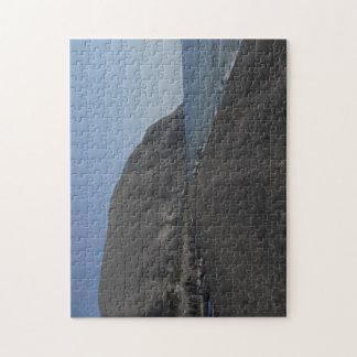 Santorini Beach Jigsaw Puzzle