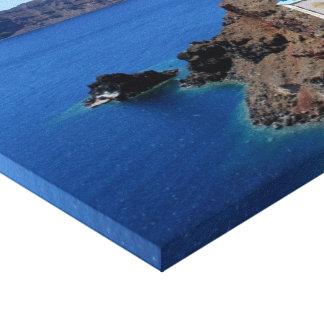 Santorini Bliss Print