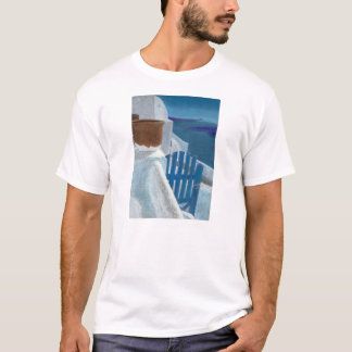 Santorini Gate T-Shirt