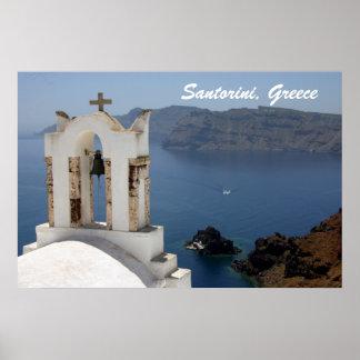 Santorini, Greece Print