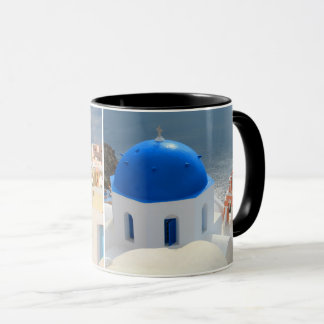 Santorini in the Afternoon Sun Mug
