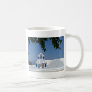 Santorini Island Greece Coffee Mug