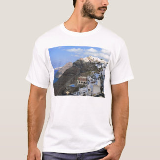 Santorini Mountainside T-Shirt