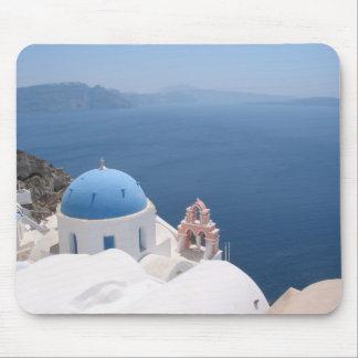 Santorini Mousemat