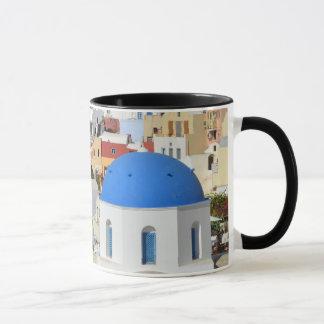 Santorini Oia Mug
