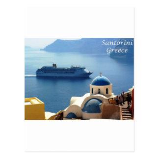 Santorini_Oia Postcard