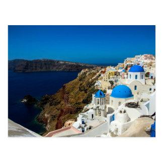 Santorini, The Greek Islands - Postcard