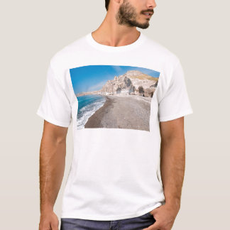 Santorini Vlichada beach T-Shirt