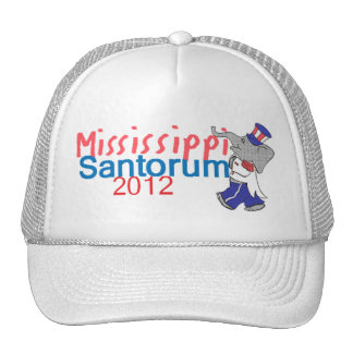Santorum MISSISSIPPI Hat