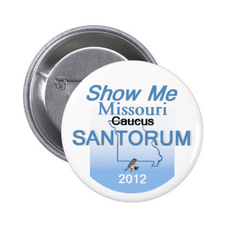 Santorum MISSOURI Button